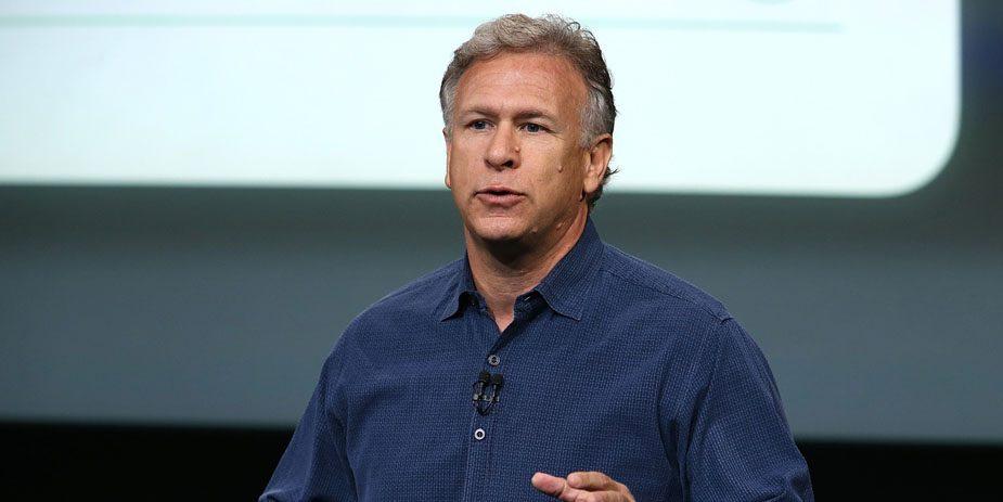 Phil schiller é responsável por tecnologias de câmera na apple