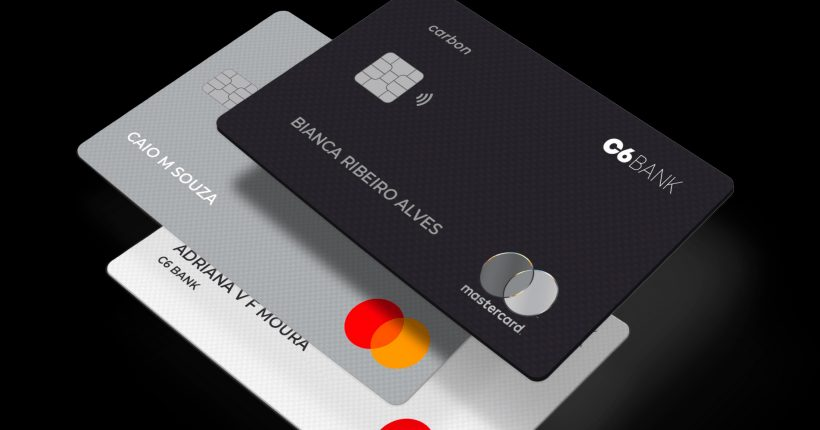 Cartões do c6 bank