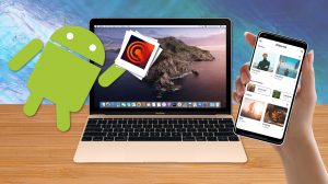 Do Android para o Mac