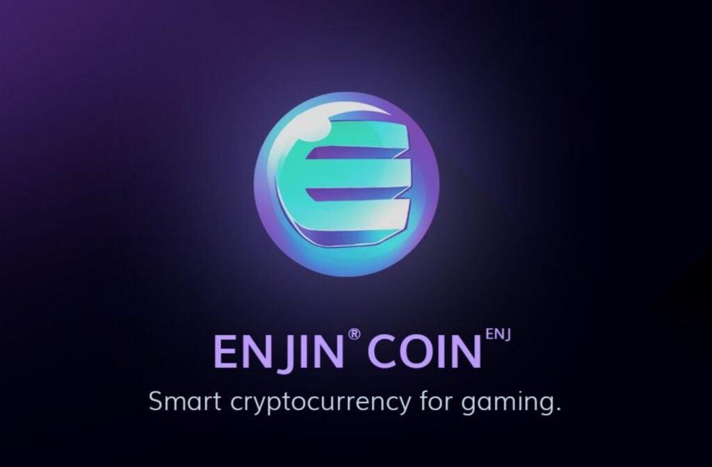 Logo da criptomoeda de jogos