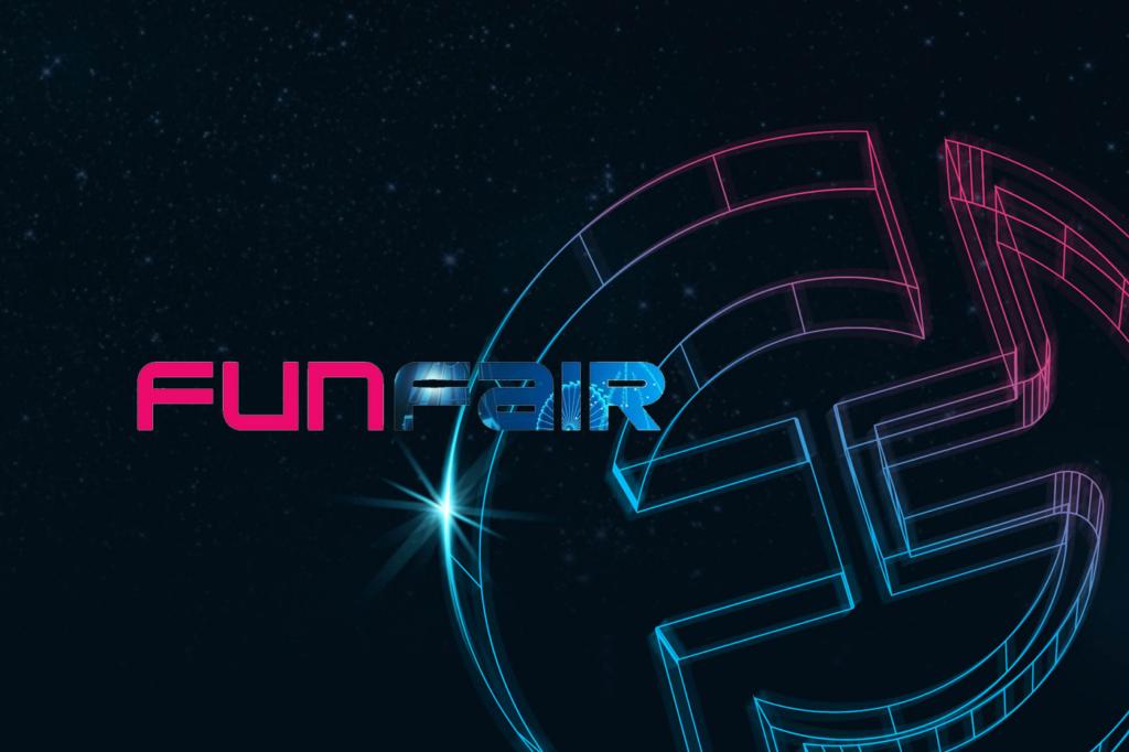 Logo da criptomoeda funfair