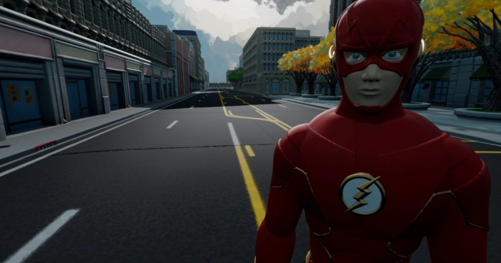 Personagem the flash