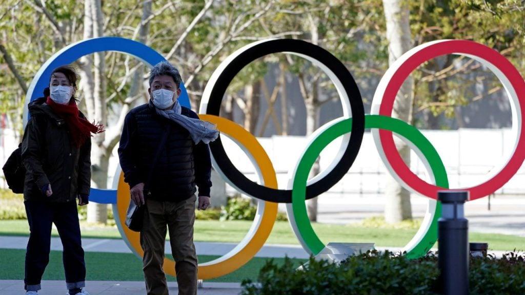 Olimpiadas 2020 adiado
