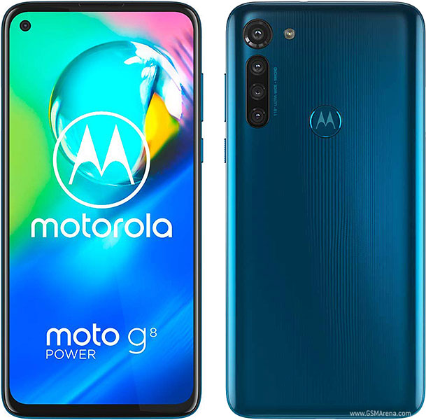 Design do novo motorola moto g8 power