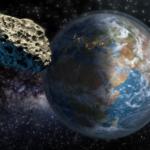 asteróide próximo à terra