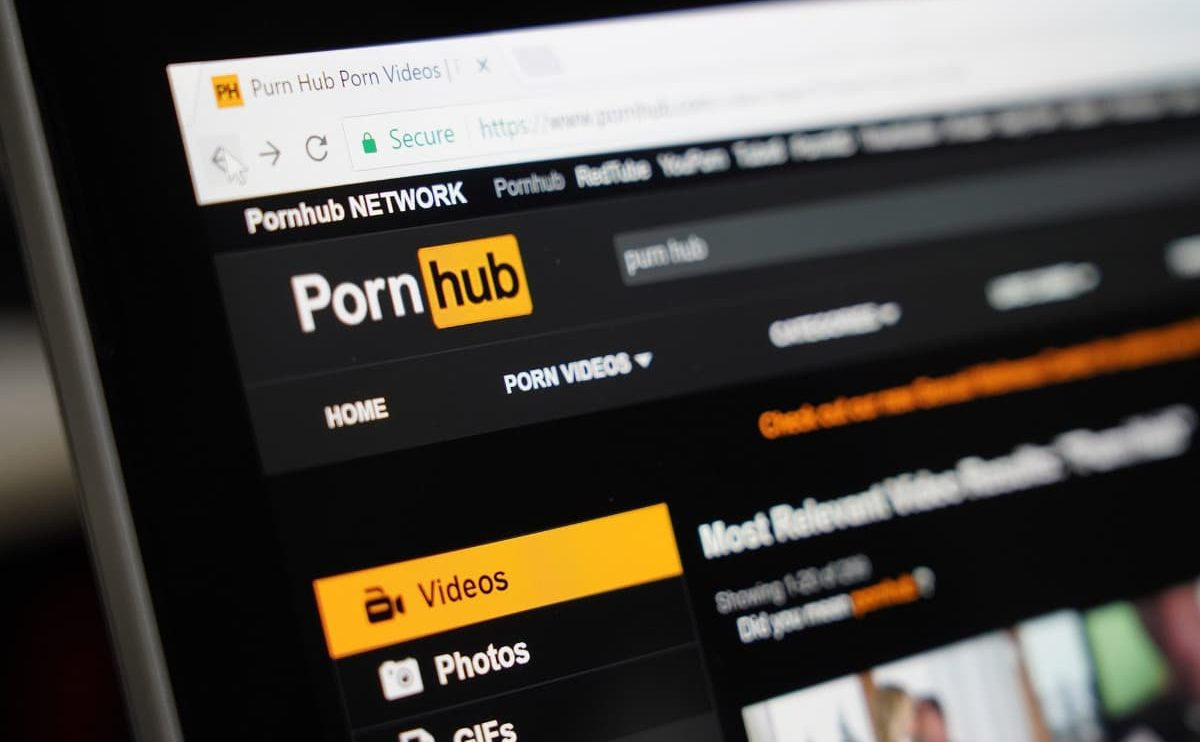 Site do Pornhub