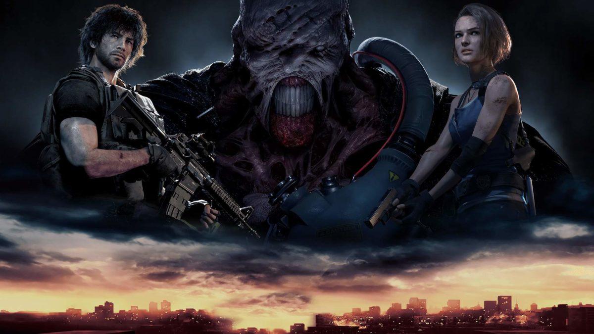Resident evil 3 remake nemesis carlos jill uhdpaper. Com hd 7. 5941 e1582650268544
