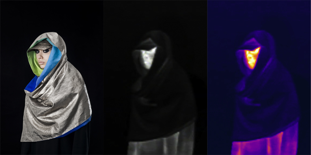 roupa para enganar vigilância
