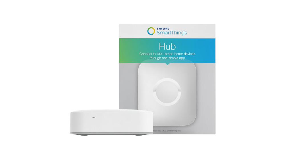 samsung smartthings hub e conexão Philips Hue