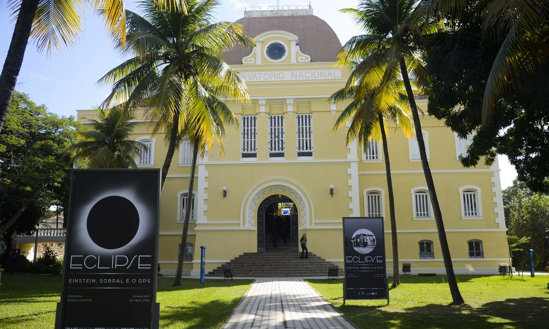 O Museu de Astronomia inaugura com a exposição Eclipse