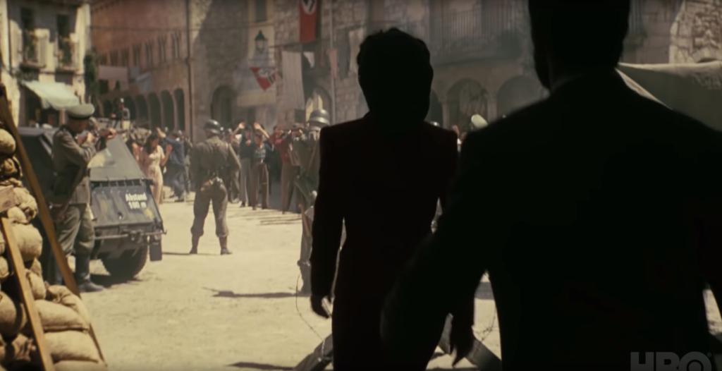 """O novo mundo da terceira temporada de """"Westworld""""."""