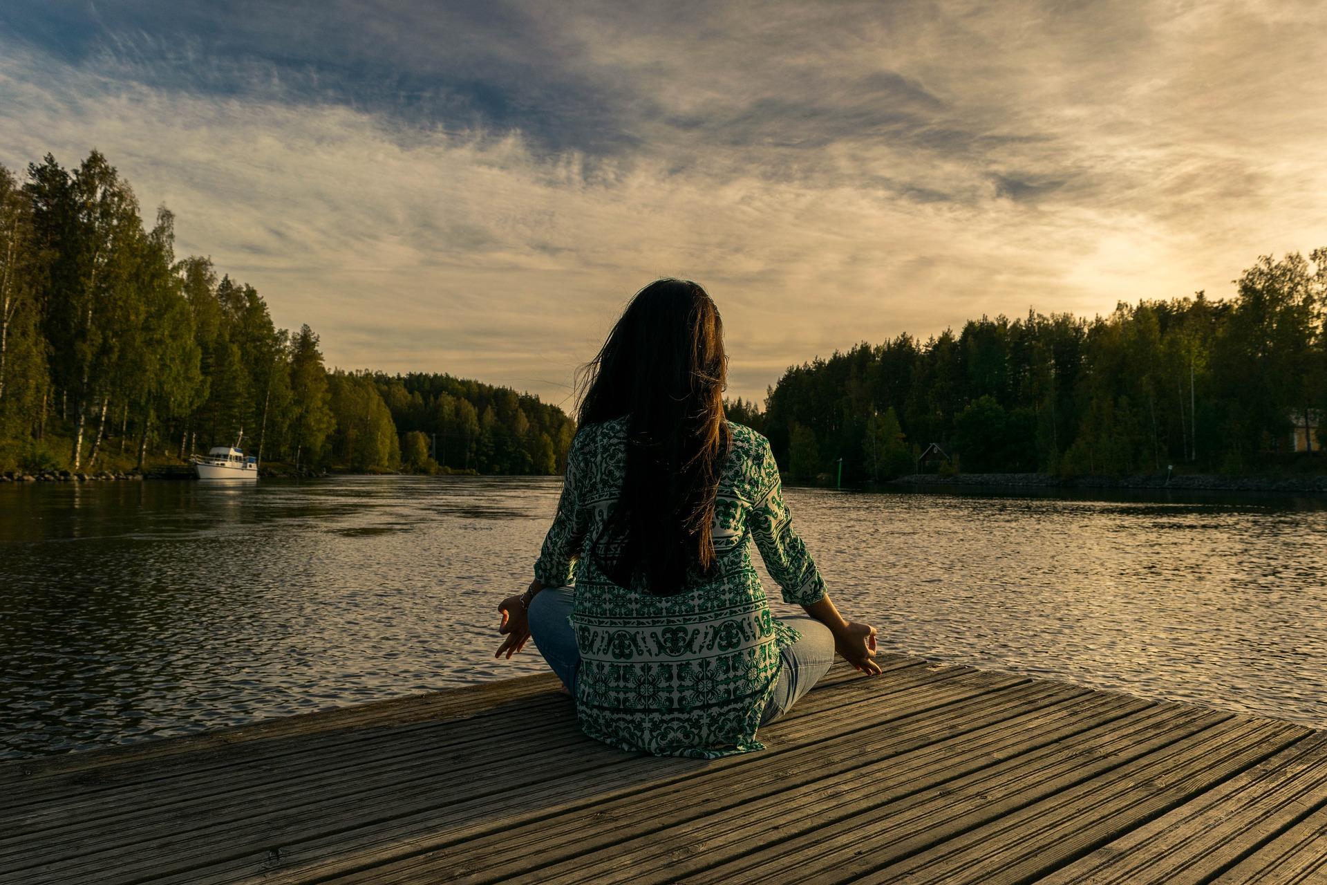 0. 9 aplicativos para meditar
