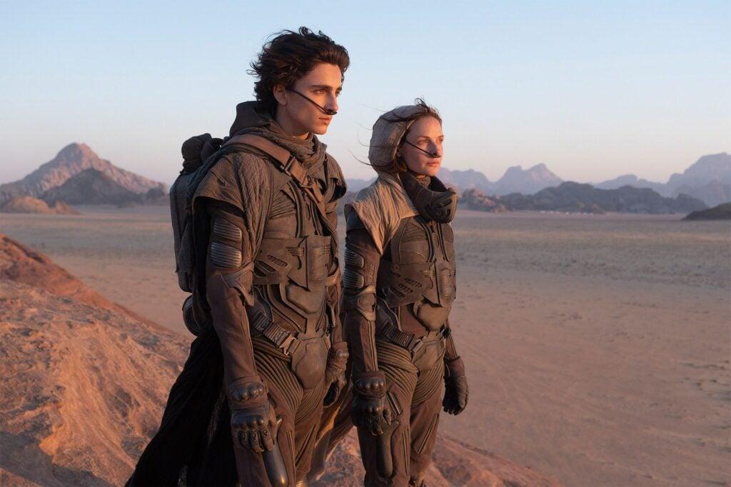 Duna: filme tem primeira imagem divulgada; lançamento é mantido em 2020