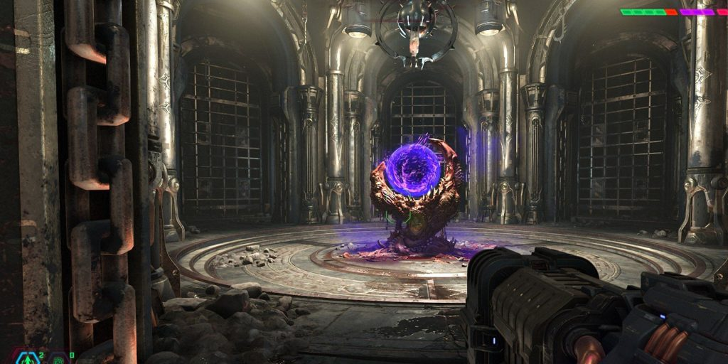 Imagem de um Portão do Slayer.