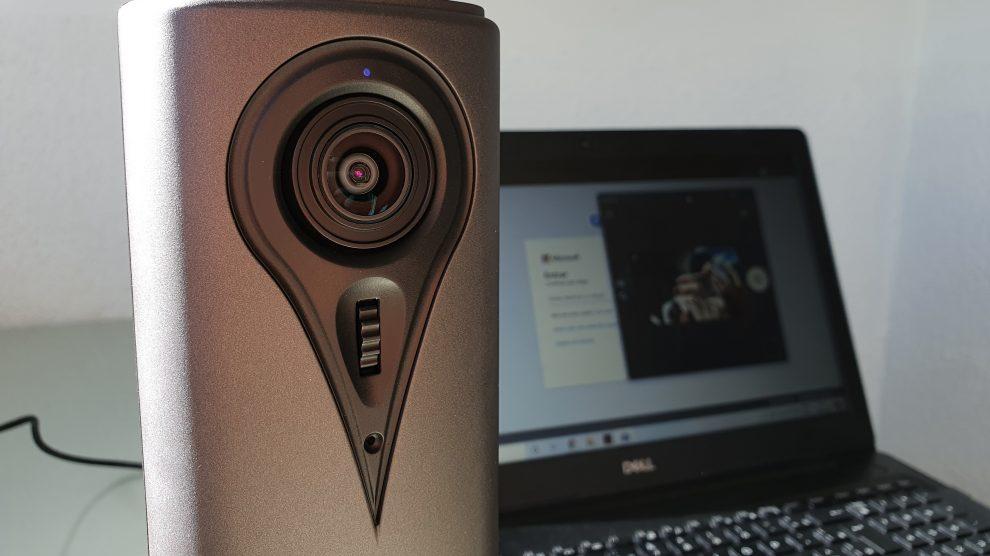 Review: Intelbras EVC 300 é um sistema de videoconferências portátil e completo