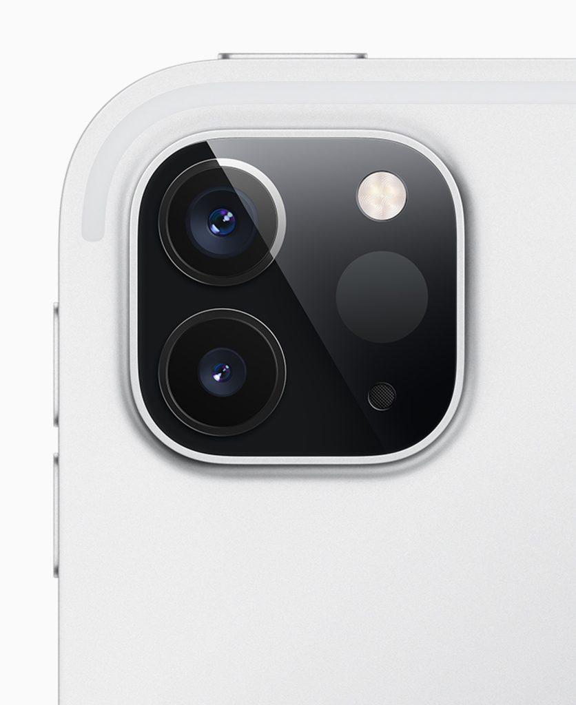 Câmeras iPad Pro 2020