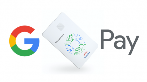 Google Card Google Pay