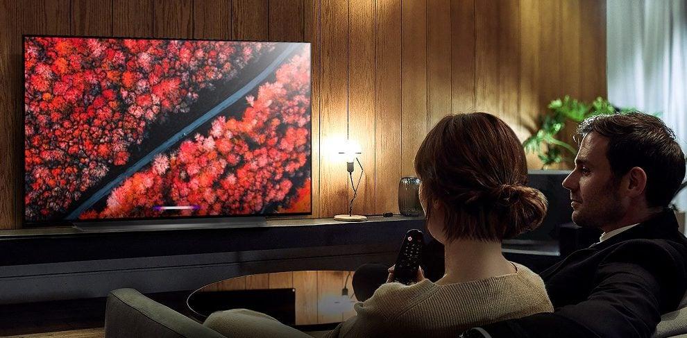 Smart TV LG OLED C9