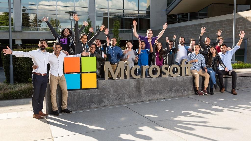 Aulos do programa Microsoft Tech On The Road