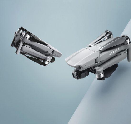 DJI lança Mavic Air 2, drone compacto que grava em 8K