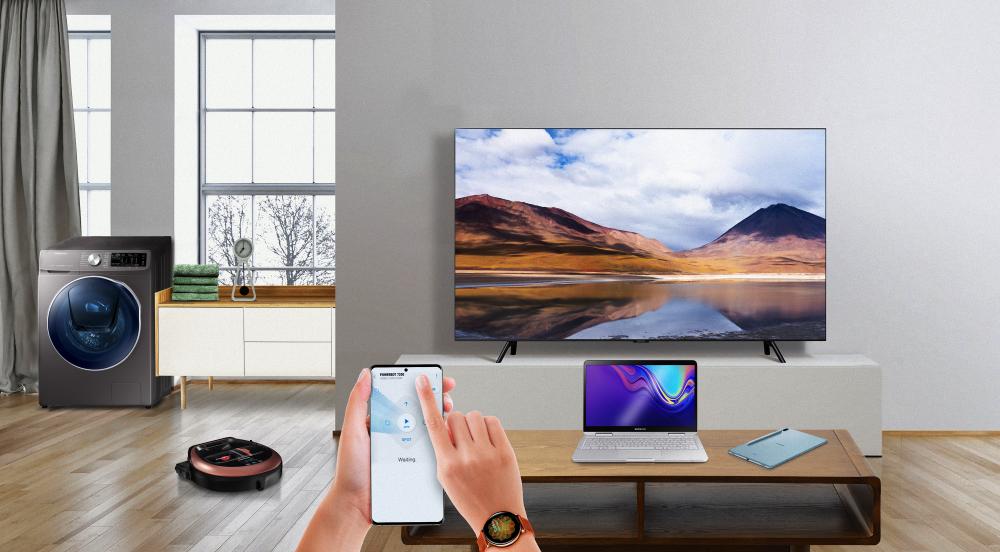 Samsung dicas para home office