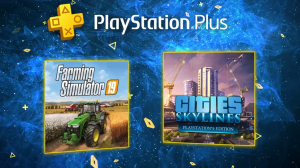 PS Plus de maio terá Cities: Skylines e Farming Simulator 19