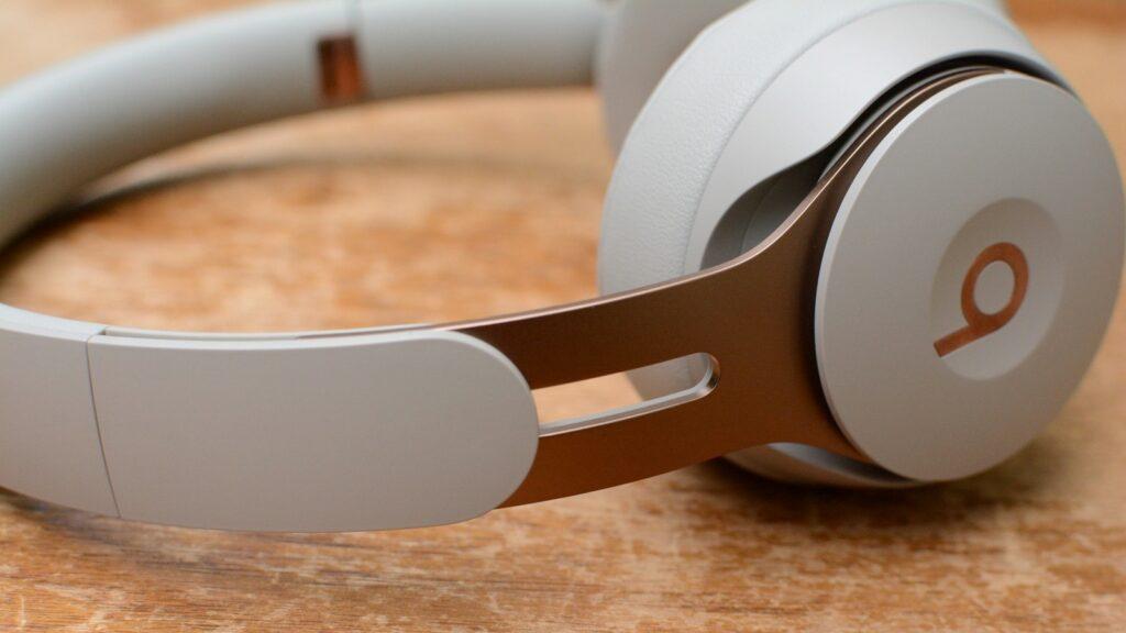 Extensores de alumínio do Beats Solo Pro