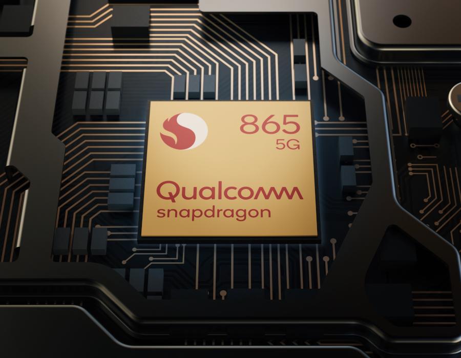 Processador Qualcomm Snapdragon 865