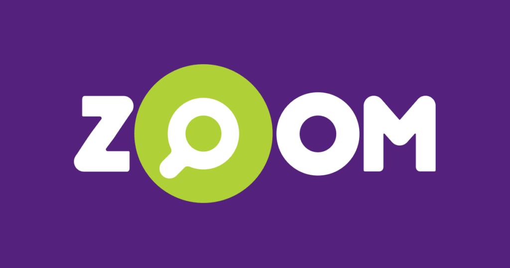 Logo do Zoom