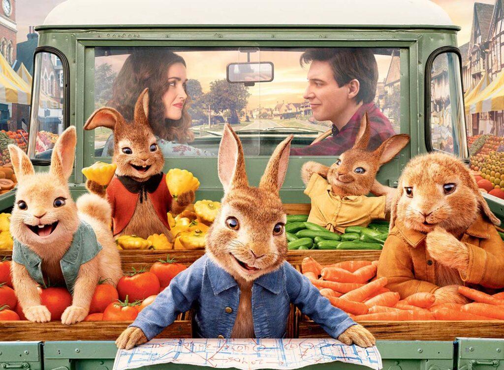 Cena do filme filme pedro coelho 2: o fugitivo