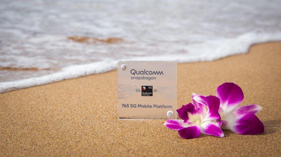 Processador da qualcomm snapdragon 765