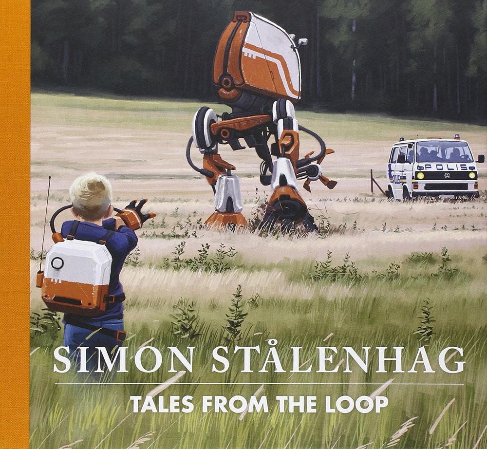 Tales from the loop, a série retro-futurística da amazon prime. Adaptação do livro e jogo retro-futurístico do autor sueco simon stålenhag, tales from the loop é sucesso de crítica
