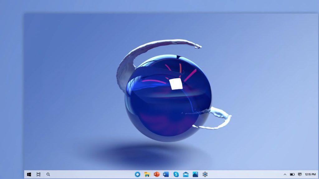 windows 20 conceito