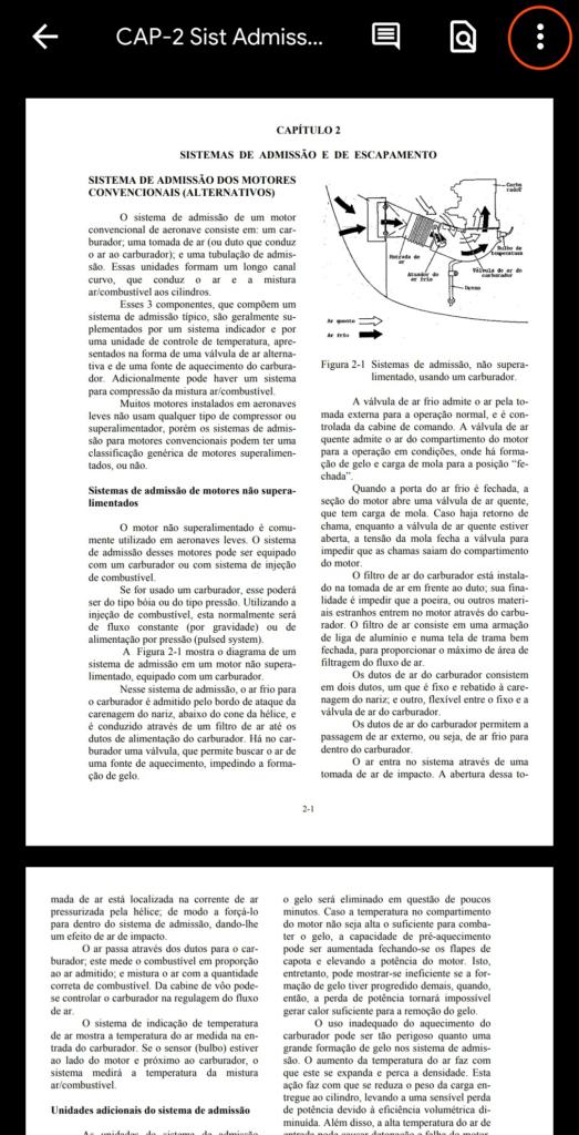 Imprimir no Android documento PDF