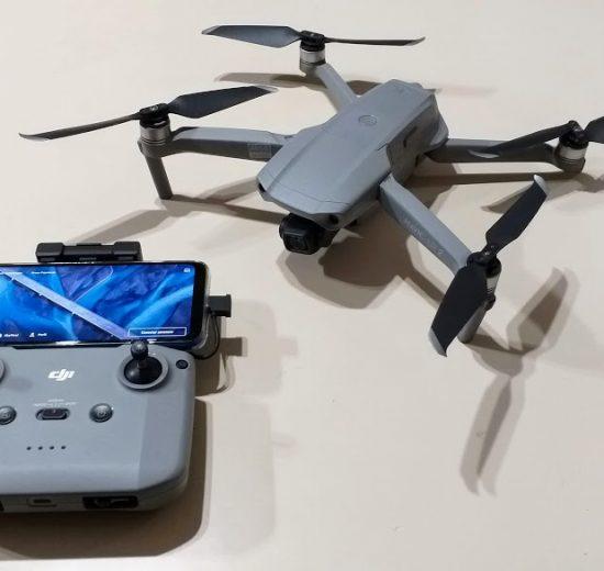 REVIEW: DJI Mavic Air 2, um drone poderoso, compacto e de alto desempenho