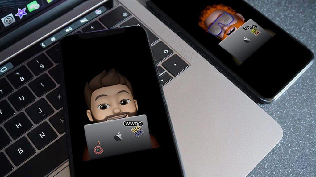 Emojis de divulgação do Apple WWDC20