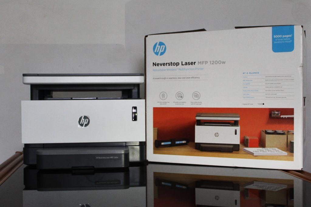 Impressora HP Laser Neverstop 1200W