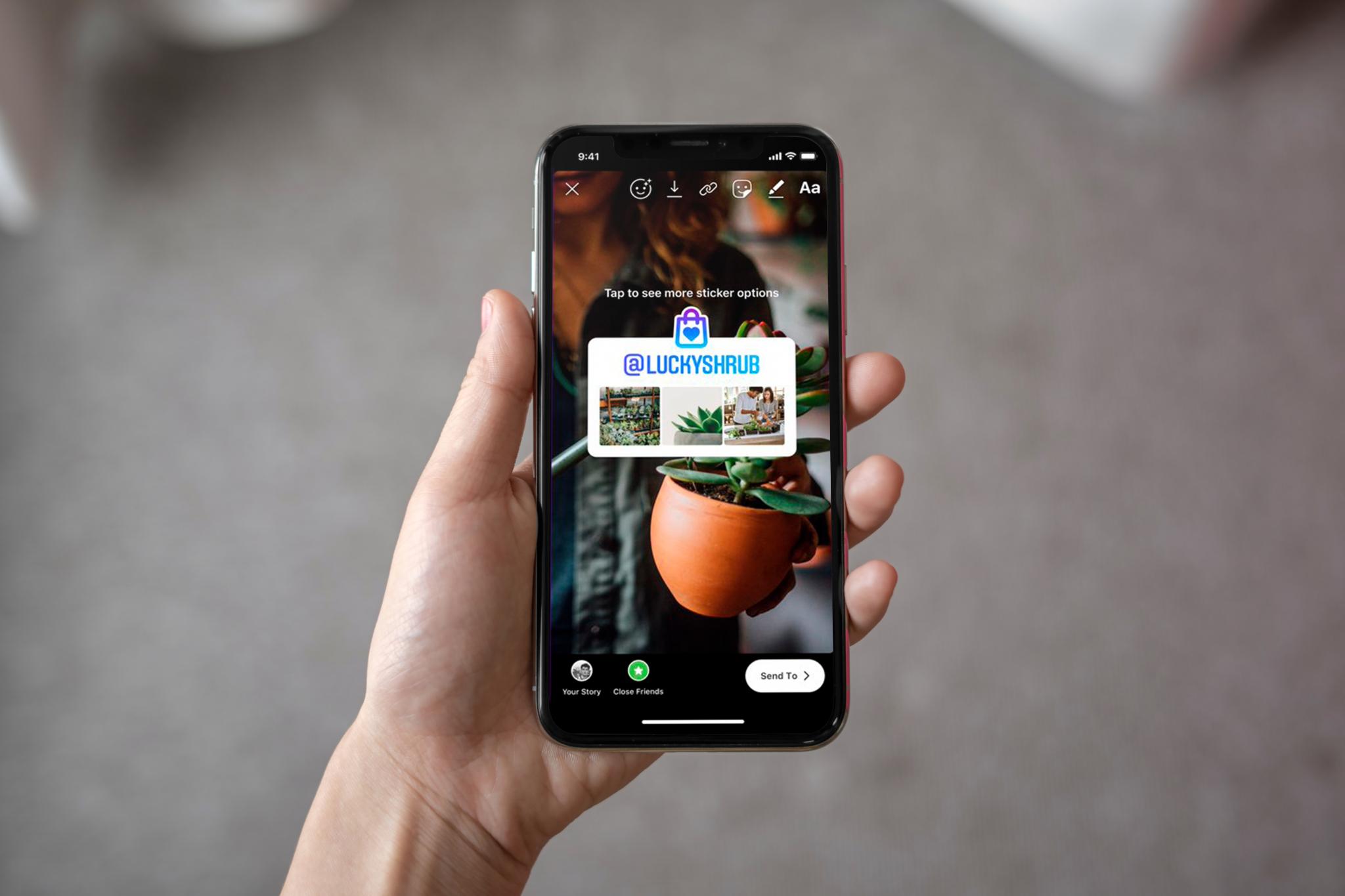 Instagram pequenas empresas 2020