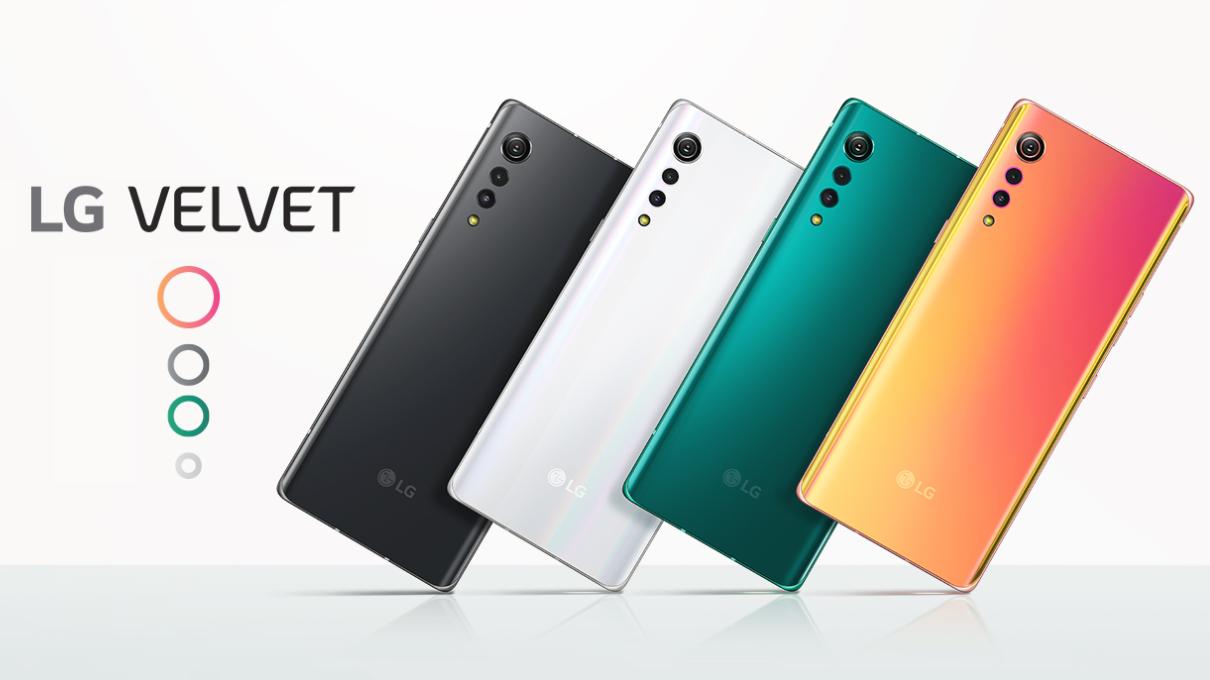 LG Velvet é lançado com design renovado e 5G; confira preço e especificações