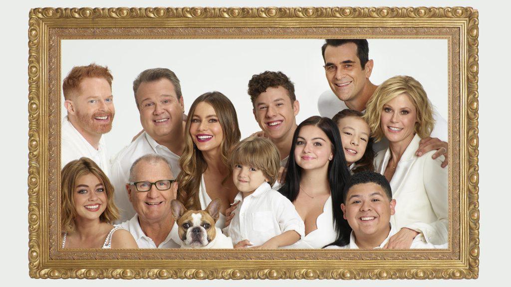 Pôster da série modern family