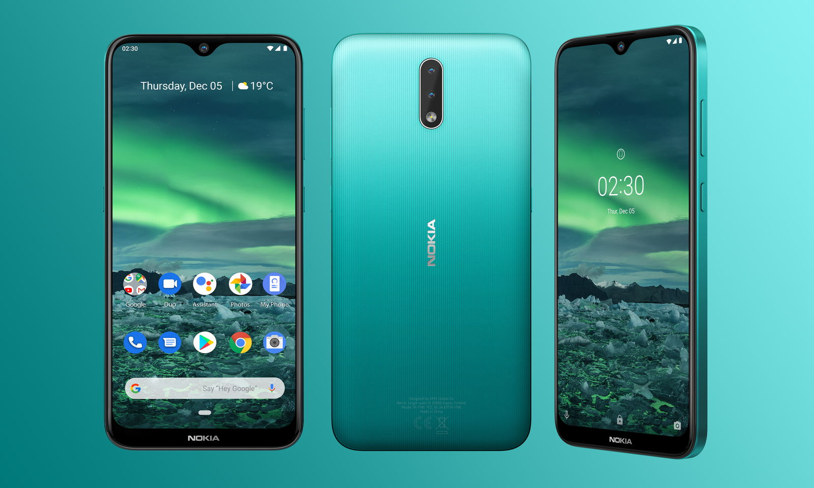 Nokia 2. 3 android