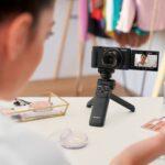 Câmera Sony ZV-1 é lançada para conquistar os criadores de conteúdo