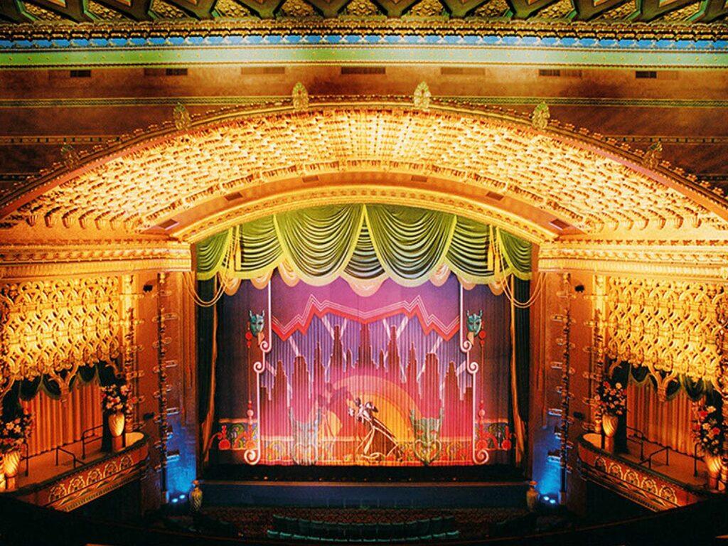 El capitan theater, o teatro da pixar