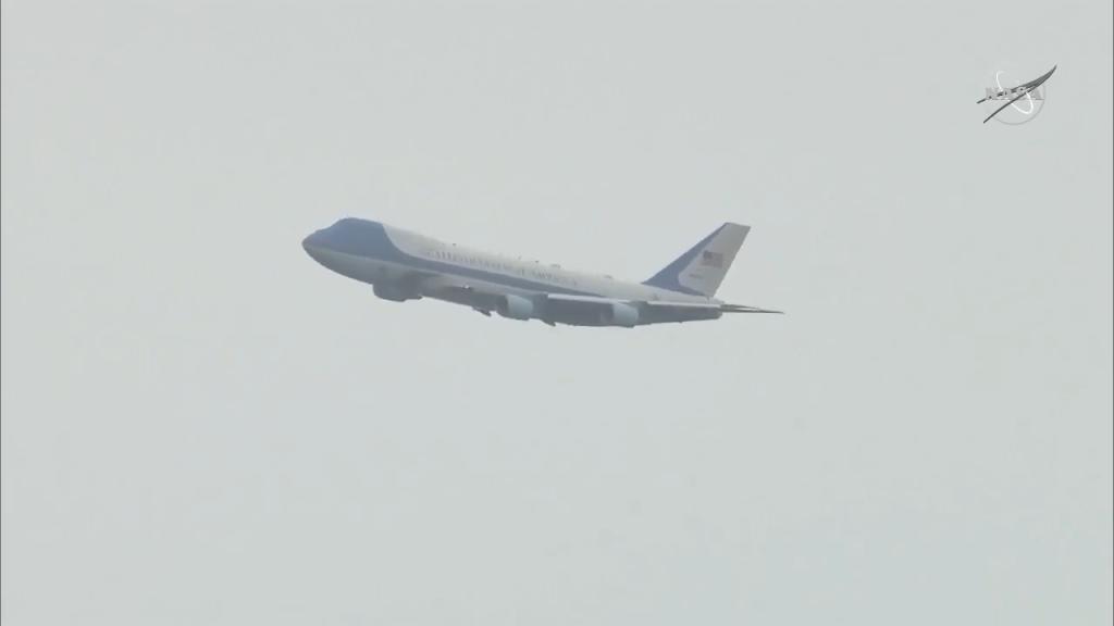 Avião Força Aérea Um