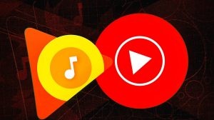 Tranferência Google Play Music para YouTube Music