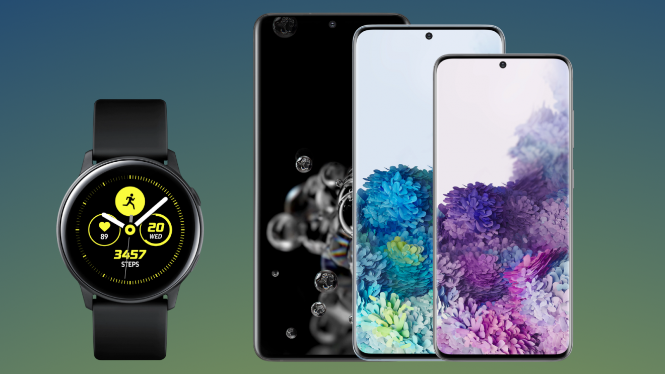 Galaxy Watch 2 e Galaxy S20