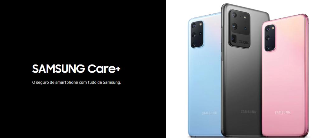 Site Samsung Care+