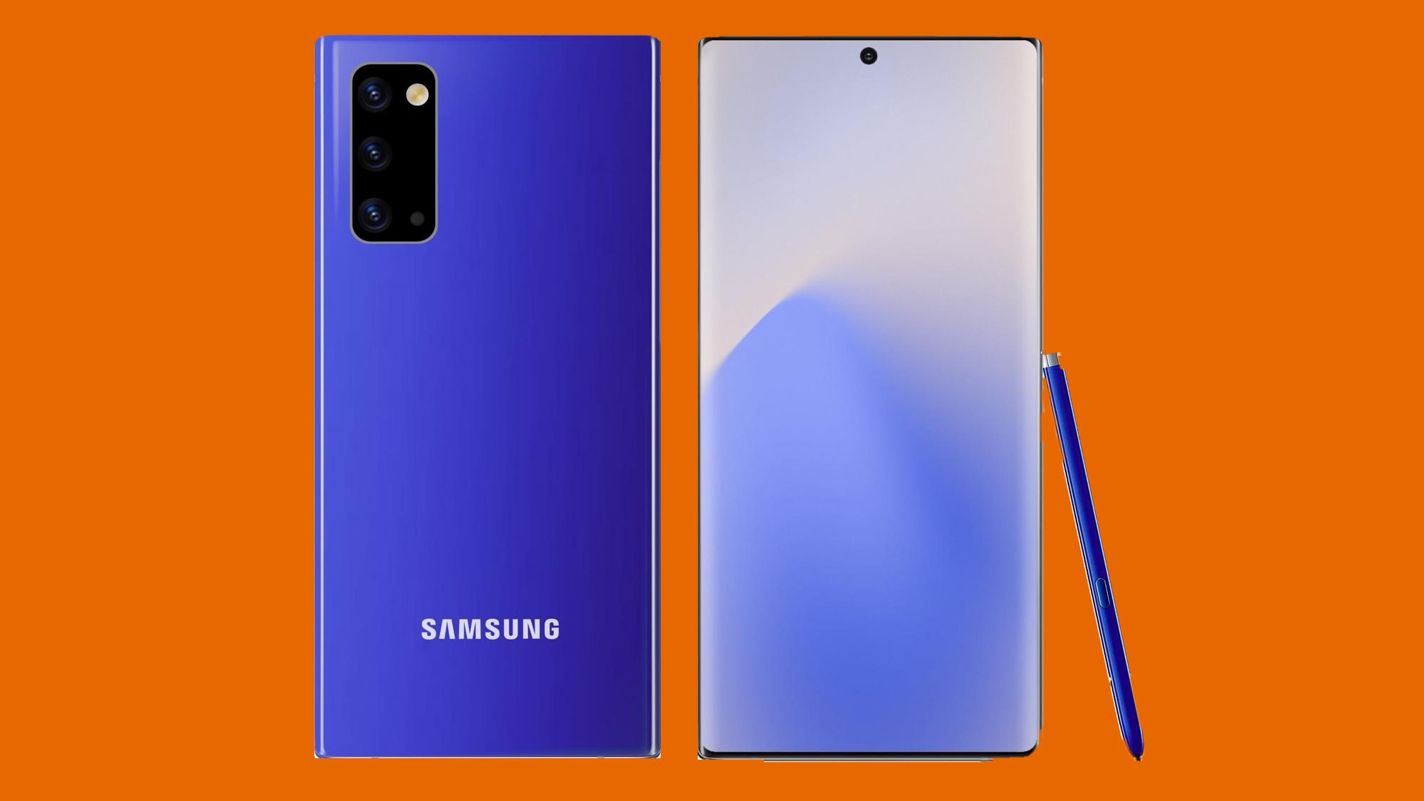 Samsung note 20 2020 showmetech