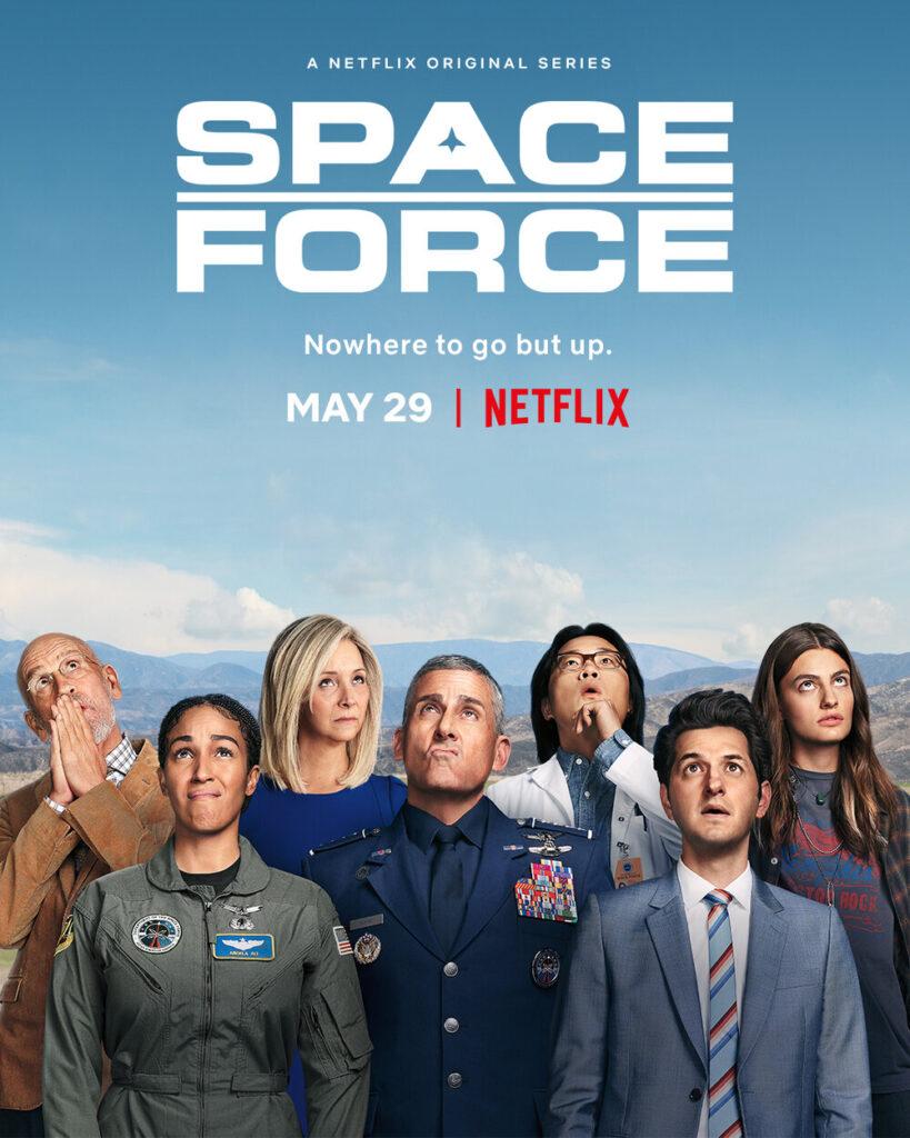 Space Force, uma sátira espacial super atual chega na Netflix