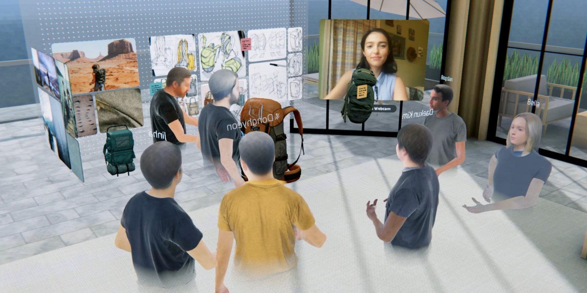Spatlal salas de reunião rv